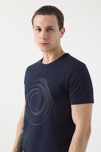 Tween Lacivert T-shirt - 8682364530243 | Damat Tween