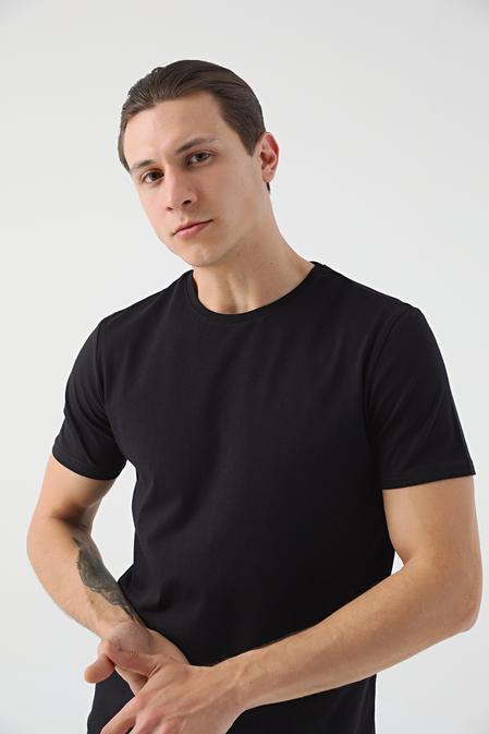 Tween Siyah T-shirt - 8682364528950   Damat Tween