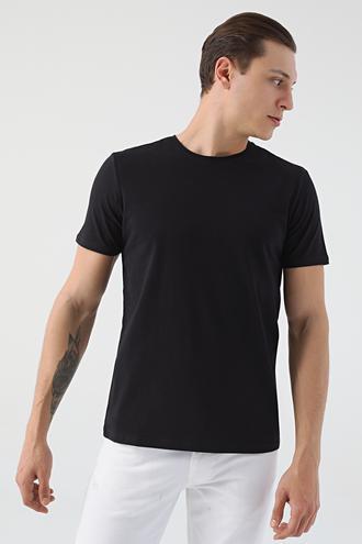 Tween Siyah T-shirt - 8682364586998 | Damat Tween
