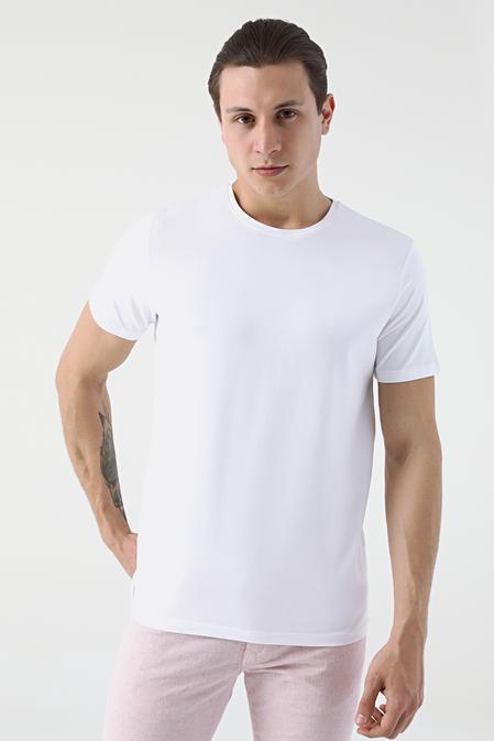 Tween Beyaz T-shirt - 8682364587148   Damat Tween