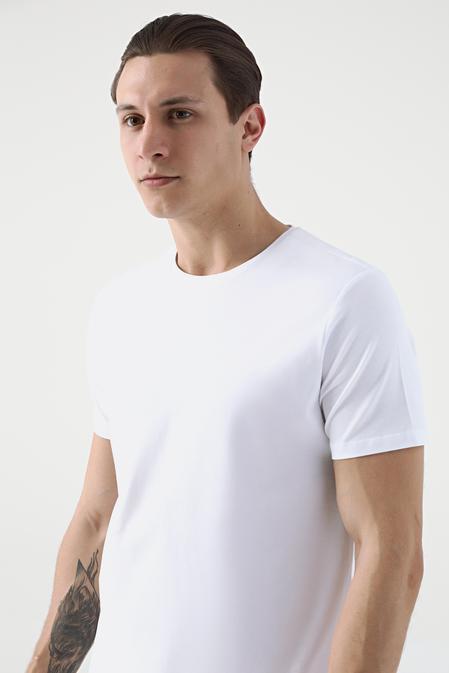Tween Beyaz T-shirt - 8682364529162 | Damat Tween