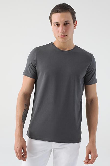Tween Antrasit T-shirt - 8682364587230 | Damat Tween