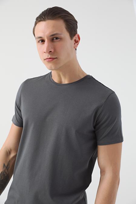 Tween Antrasit T-shirt - 8682364529230 | Damat Tween