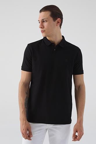 Tween Siyah T-shirt - 8682364497669 | Damat Tween