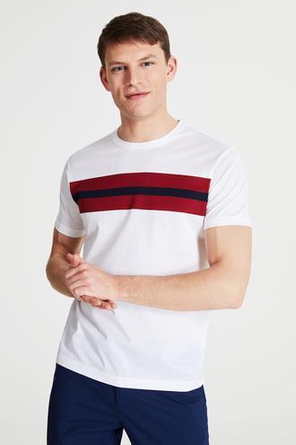Damat Beyaz T-shirt - 8682364487585 | Damat Tween