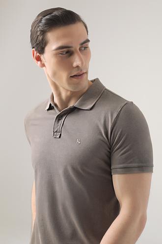 Ds Damat Regular Fit Vizon Pike Dokulu T-shirt - 8682445033373 | D'S Damat
