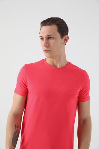 Tween Mercan Baskılı T-shirt - 8682364499304 | Damat Tween
