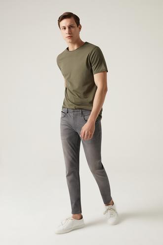 Tween Super Slim Fit Antrasit Denim Pantolon - 8682364514397 | Damat Tween