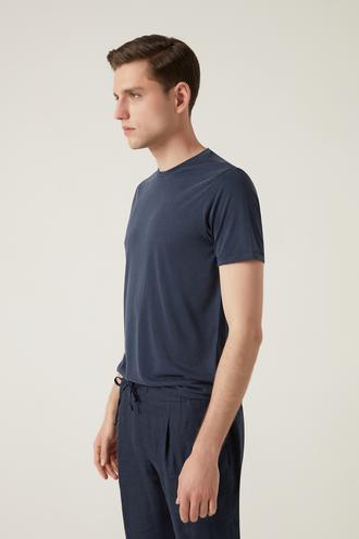 Tween Lacivert T-shirt - 8682364530618 | Damat Tween