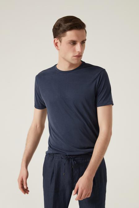 Tween Lacivert T-shirt - 8682364587766 | Damat Tween