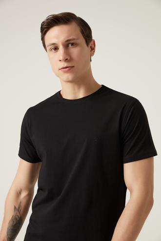 Damat Siyah T-shirt - 8682364537501 | Damat Tween