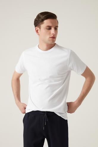 Damat Beyaz T-shirt - 8682364537730 | Damat Tween