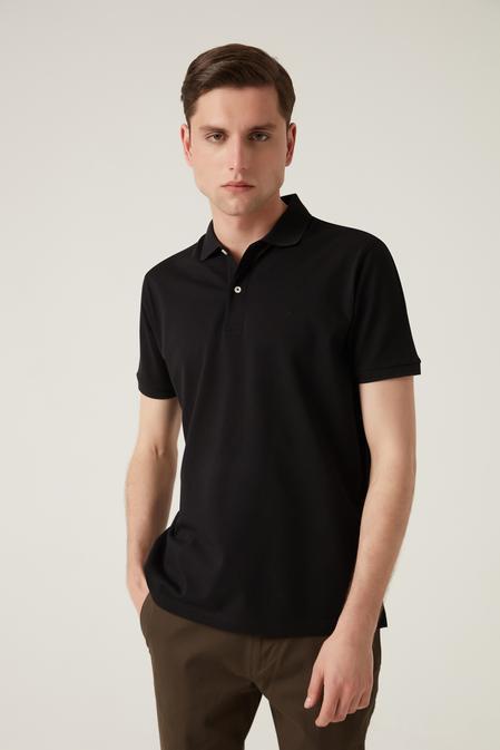 Damat Siyah T-shirt - 8682364584260 | Damat Tween
