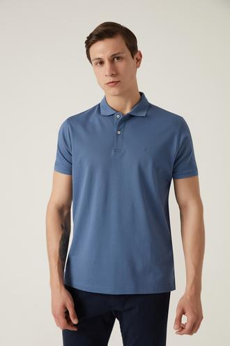 Damat Mavi T-shirt - 8682364584437 | Damat Tween
