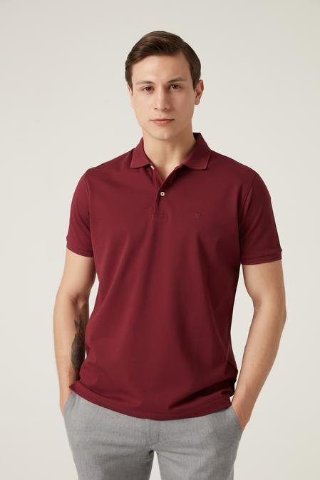 Damat Bordo T-shirt - 8682364584550 | Damat Tween