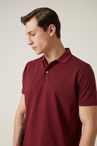 Damat Bordo T-shirt - 8682364551040   Damat Tween