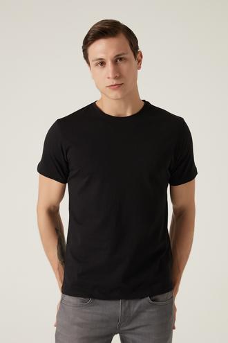 Damat Siyah T-shirt - 8682364584741 | Damat Tween