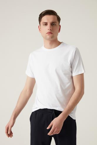 Damat Beyaz T-shirt - 8682364584987 | Damat Tween