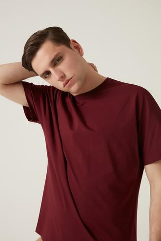 Tween Bordo T-shirt - 8682364613298 | Damat Tween