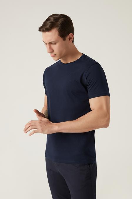 Damat Lacivert T-shirt - 8682364584826 | Damat Tween