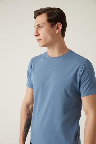 Damat Mavi T-shirt - 8682364549528 | Damat Tween