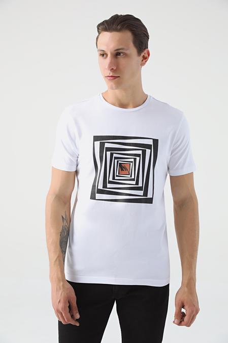 Tween Beyaz T-shirt - 8682364588046 | Damat Tween