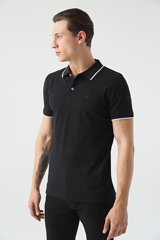 Tween Siyah T-shirt - 8682364498406 | Damat Tween