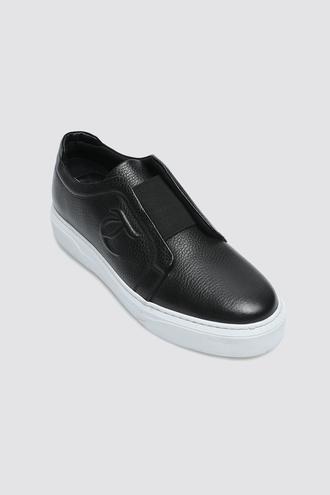 Twn Siyah Ayakkabı - 8682445167641 | D'S Damat