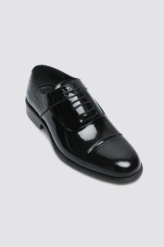 Ds Damat Siyah Smokin Ayakkabı - 8682445236774   D'S Damat