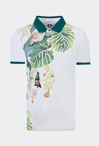 Ds Damat Slim Fit Beyaz T-shirt - 8681779116318   D'S Damat