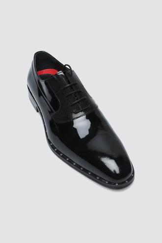 Ds Damat Siyah Smokin Ayakkabı - 8682445233278   D'S Damat