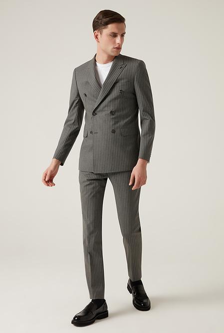 Tween Slim Fit Antrasit Takım Elbise - 8682364702909   Damat Tween