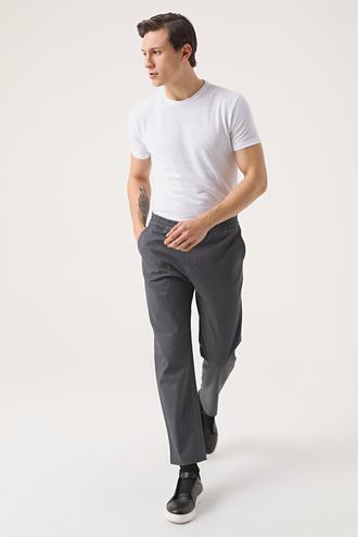 Twn Relaxed Fit Antrasit Jogger Pantolon - 8682445123340 | D'S Damat