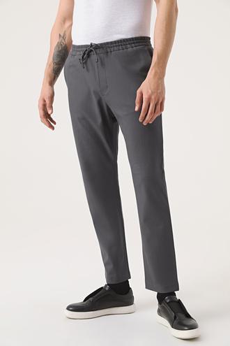 Twn Relaxed Fit Antrasit Jogger Pantolon - 8682445059793 | D'S Damat