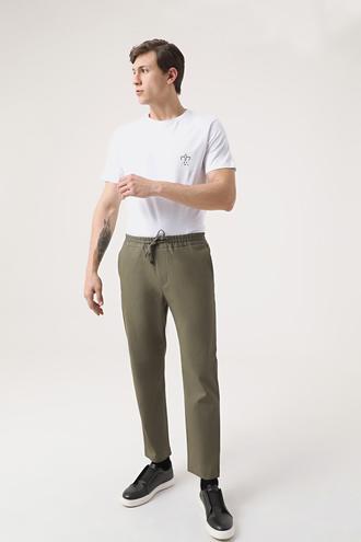 Twn Relaxed Fit Haki Jogger Pantolon - 8682445059977 | D'S Damat