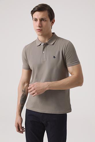 Ds Damat Regular Fit Vizon Pike Dokulu T-shirt - 8682060906953 | D'S Damat