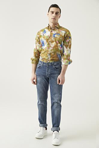 Tween Slim Fit Mavi Denım Pantolon - 8681649434009 | D'S Damat
