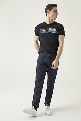 Tween Super Slim Fit Lacivert Denim Pantolon - 8682364423927 | Damat Tween