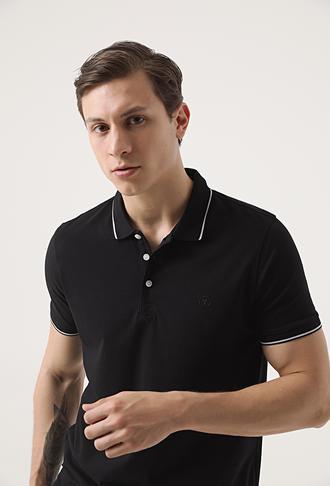 Tween Siyah T-shirt - 8682364528349 | Damat Tween