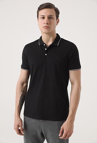Tween Siyah T-shirt - 8682364586486 | Damat Tween