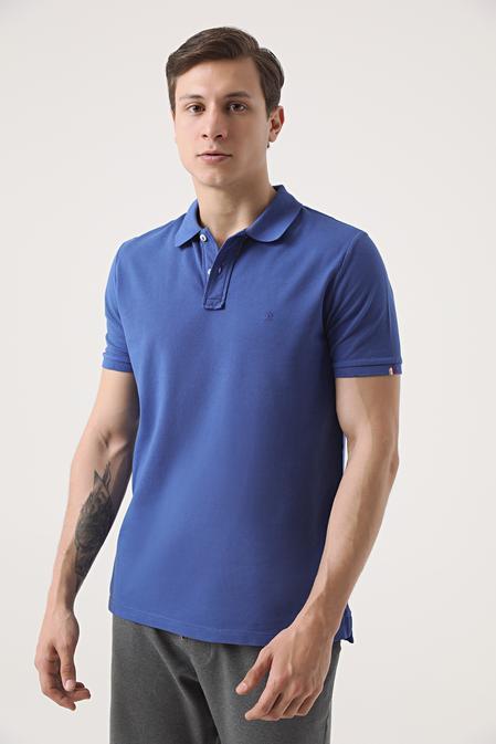 Damat İndigo 60/2 Merserize T-shirt - 8682364566747 | Damat Tween