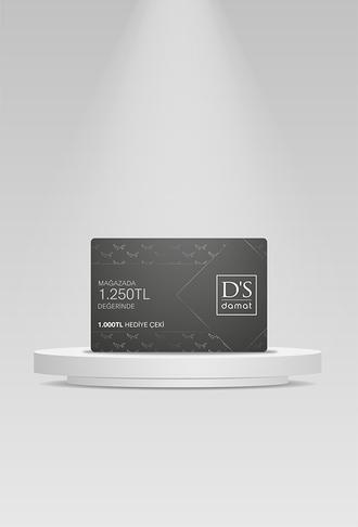 Gıftcard Standart Gıftcard - 6725695028101   D'S Damat