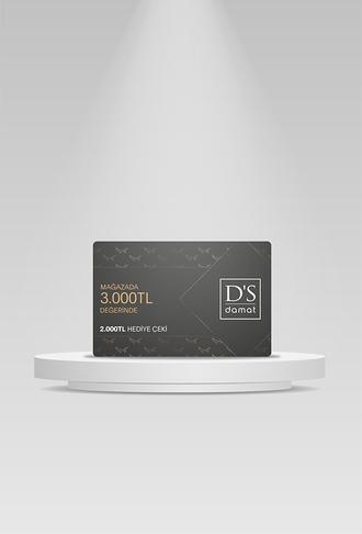 Gıftcard Standart Gıftcard - 6725695028118   D'S Damat