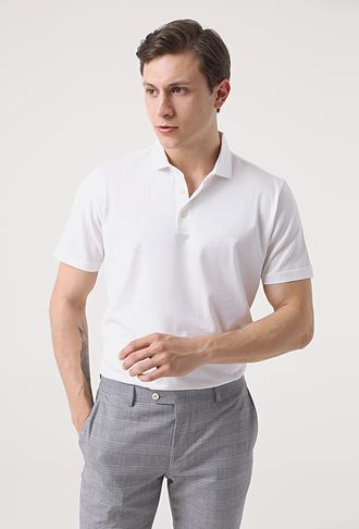 Damat Beyaz T-shirt - 8682364639748 | Damat Tween