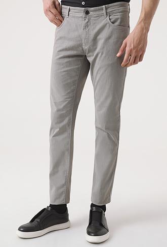 Tween Super Slim Fit Bej Chino Pantolon - 8682364519835   Damat Tween