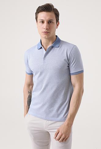 Damat Mavi T-shirt - 8681649452942 | Damat Tween