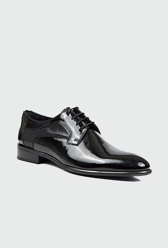Ds Damat Siyah Smokin Ayakkabı - 8682445245028   D'S Damat