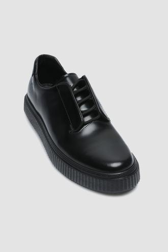 Tween Siyah Ayakkabı - 8682364626328 | Damat Tween
