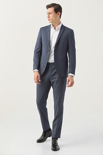 Tween Slim Fit Lacivert Takım Elbise - 8682364702619 | Damat Tween