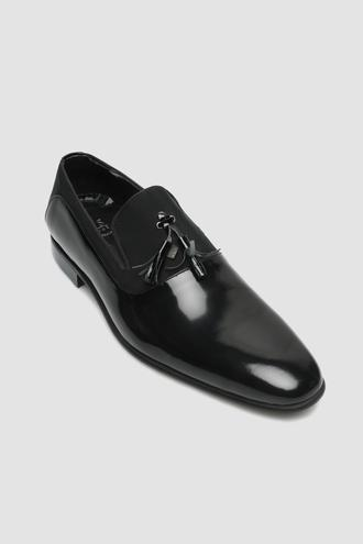 Ds Damat Siyah Smokin Ayakkabı - 8682445232912   D'S Damat